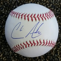 Chris Archer MLB Baseball